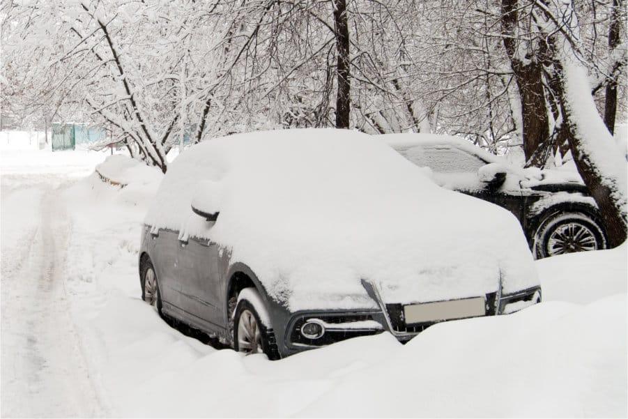 Filomena temporal de nieve
